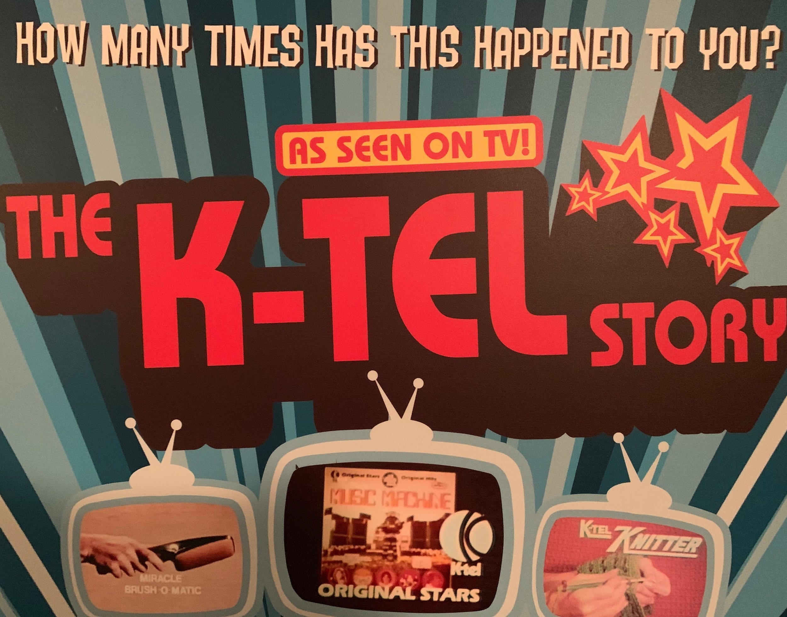 "The K-Tel Story - ""All the greatest hits! All the greatest stars! But wait, there's more!"" For nearly 50 years, they were the music and gadget masters of television. This is the story of the multi-million dollar company ""K-Tel"" and the marketing geniuses behind the empire. ""Makes a great Christmas gift!""DunnMedia with MidCanada Entertainment for CTV"