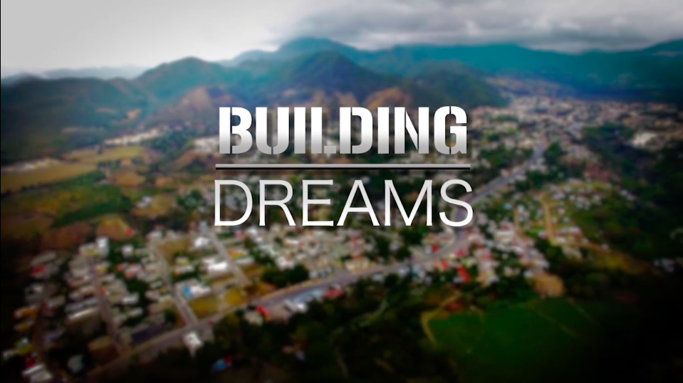 Building dreams - They lay it all on the line for the poorest of the poor in San José de Ocoa, Dominican Republic. Over the years, Mission Coordinator Elise Dunn has welcomed hundreds of staff and students from the D.R.E.A.M.S. program (Dominican Republic Education and Medical Support), where groups assist local contractors in building homes, latrines, schools for needy families.DunnMedia Production