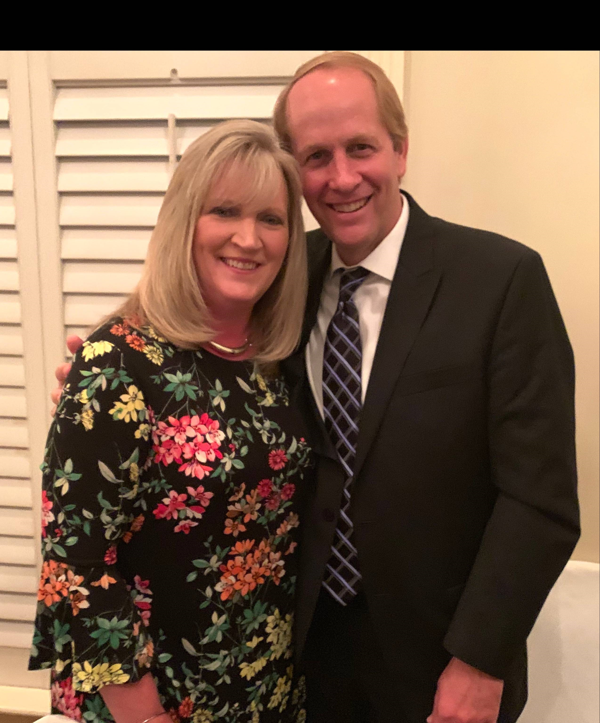 Gregg and Wendy Mann