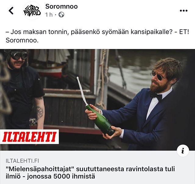 Koirat haukkuu ja Soromnoo kulkee 💣❤️ #projectsoromnoo