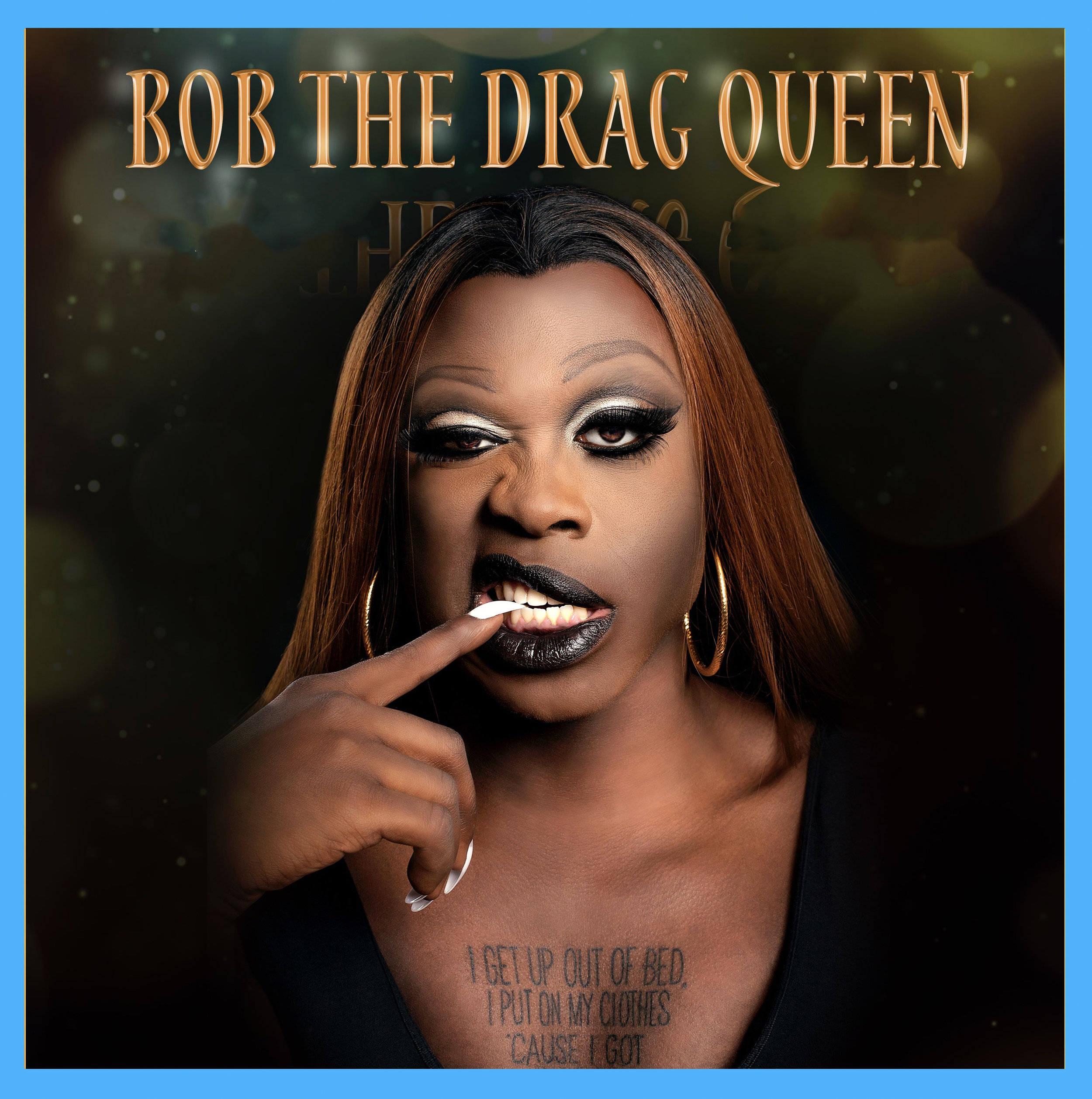 Provincetown, MA - August 11, 2019Provincetown Town HallBob The Drag Queen performs her solo show Crazy Black Lady for one night and one night only
