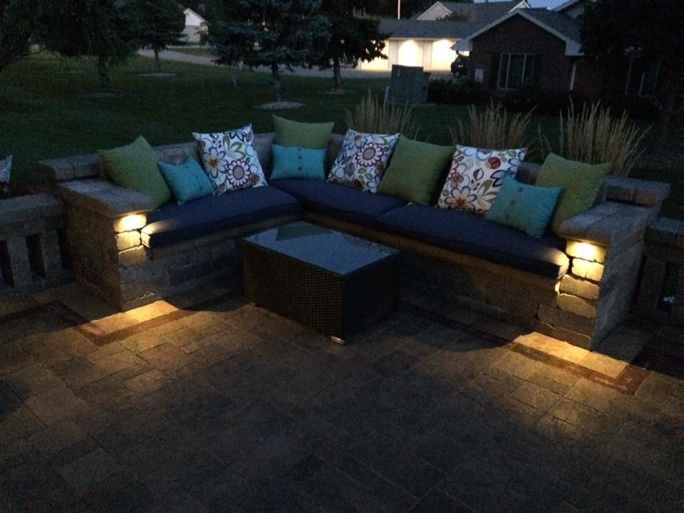 Vosters Landscaping | Landscape design | Ambiance | Outdoor Lighting | Outdoor Living