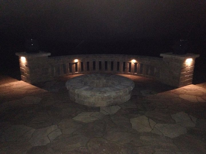 Vosters Landscaping | Landscape design | Ambiance | Outdoor Lighting | Outdoor Living | Patio