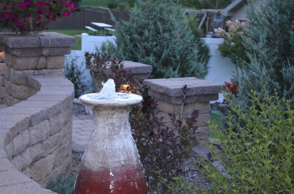 Ambiance - LightingWater FeaturesNatural Elements
