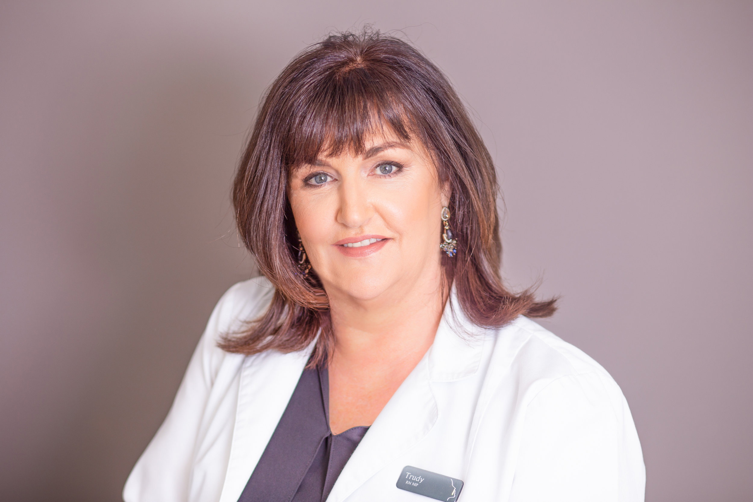 """I believe in customising treatments for patients so that a natural look is enhanced rather than changed"" - ~ Trudy Friedman - Managing Director, Aesthetic Skin Centre"