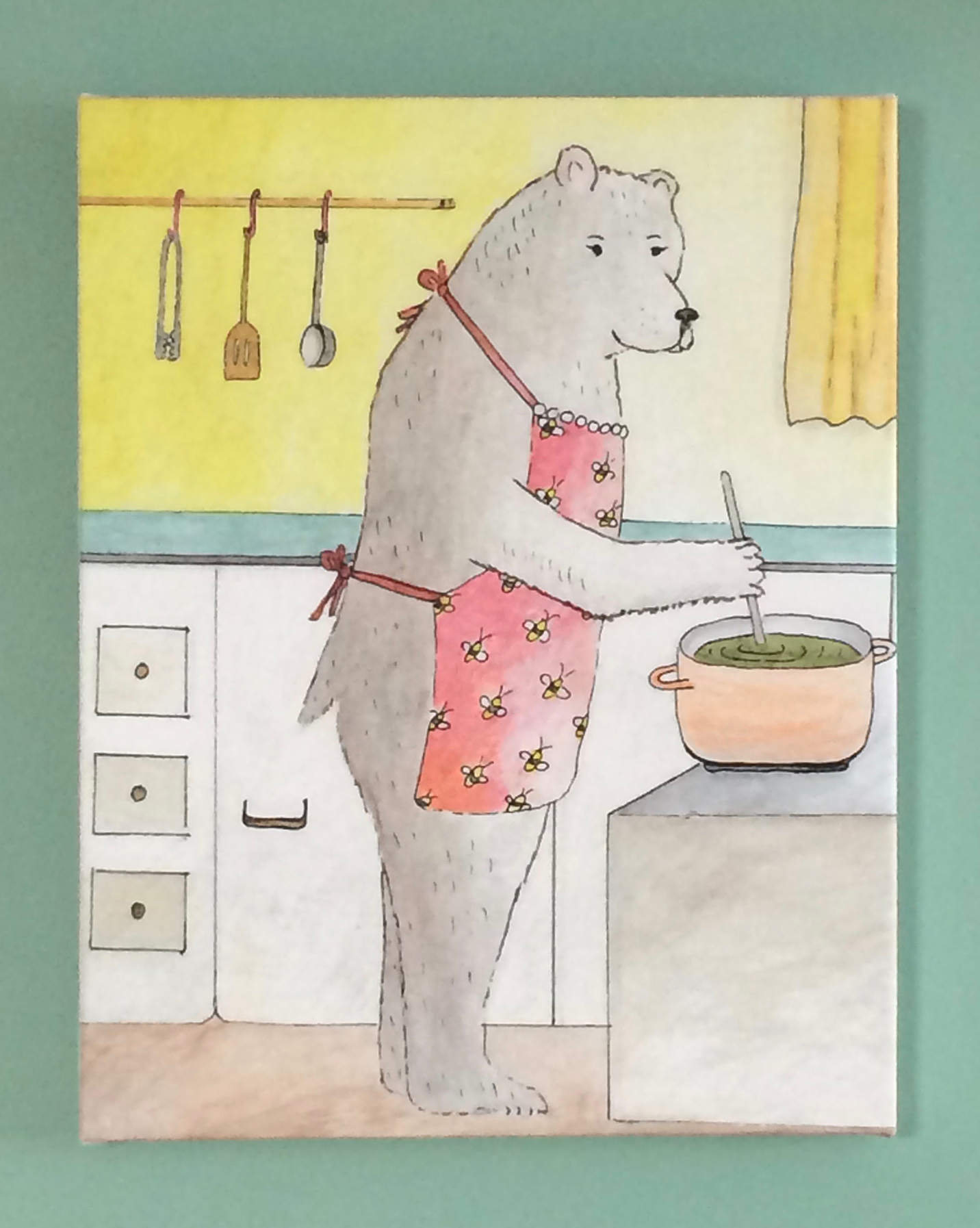 mrs-bear-painting-got-sold-christina-hughes-art-and-illustration-blog.jpg