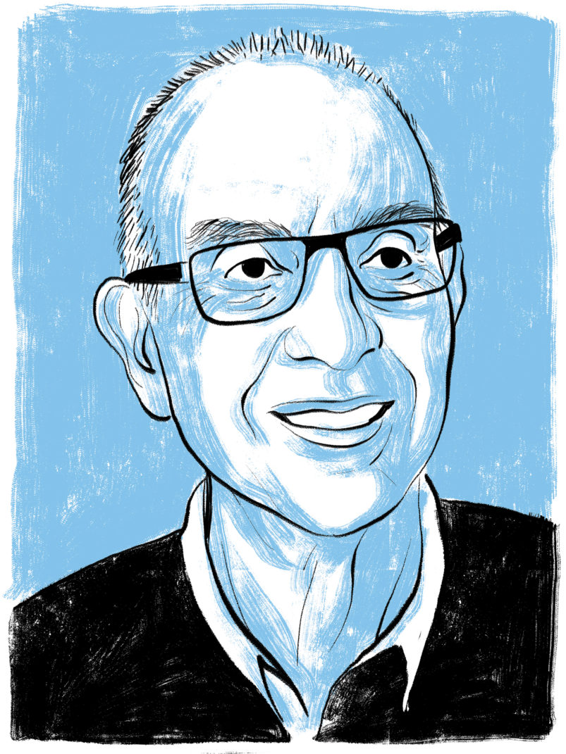 Ken Greenberg is an urban designer and a paid advisor to Sidewalk Labs