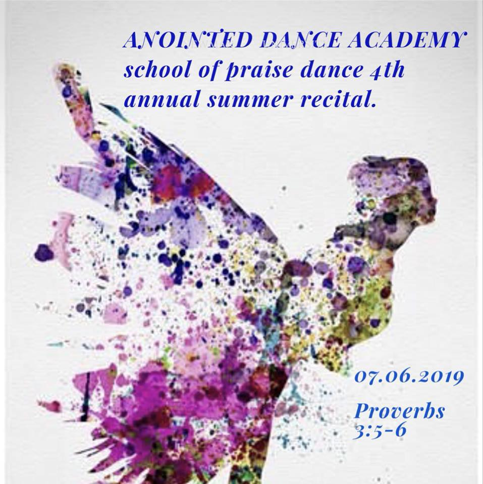 - Come visit Shiny Things Ltd. at Anointed Dance Academy's annual summer recital! Every year, they bless us with feet that preach! Tickets are only $10 if you would like to stay and be blessed with the feet that preach!!!!