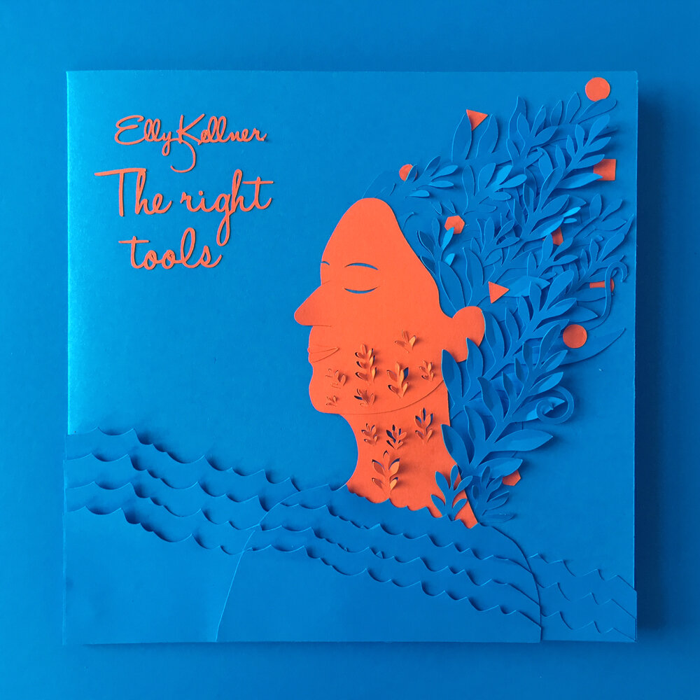 Limited edition CD's for Elly Kellner