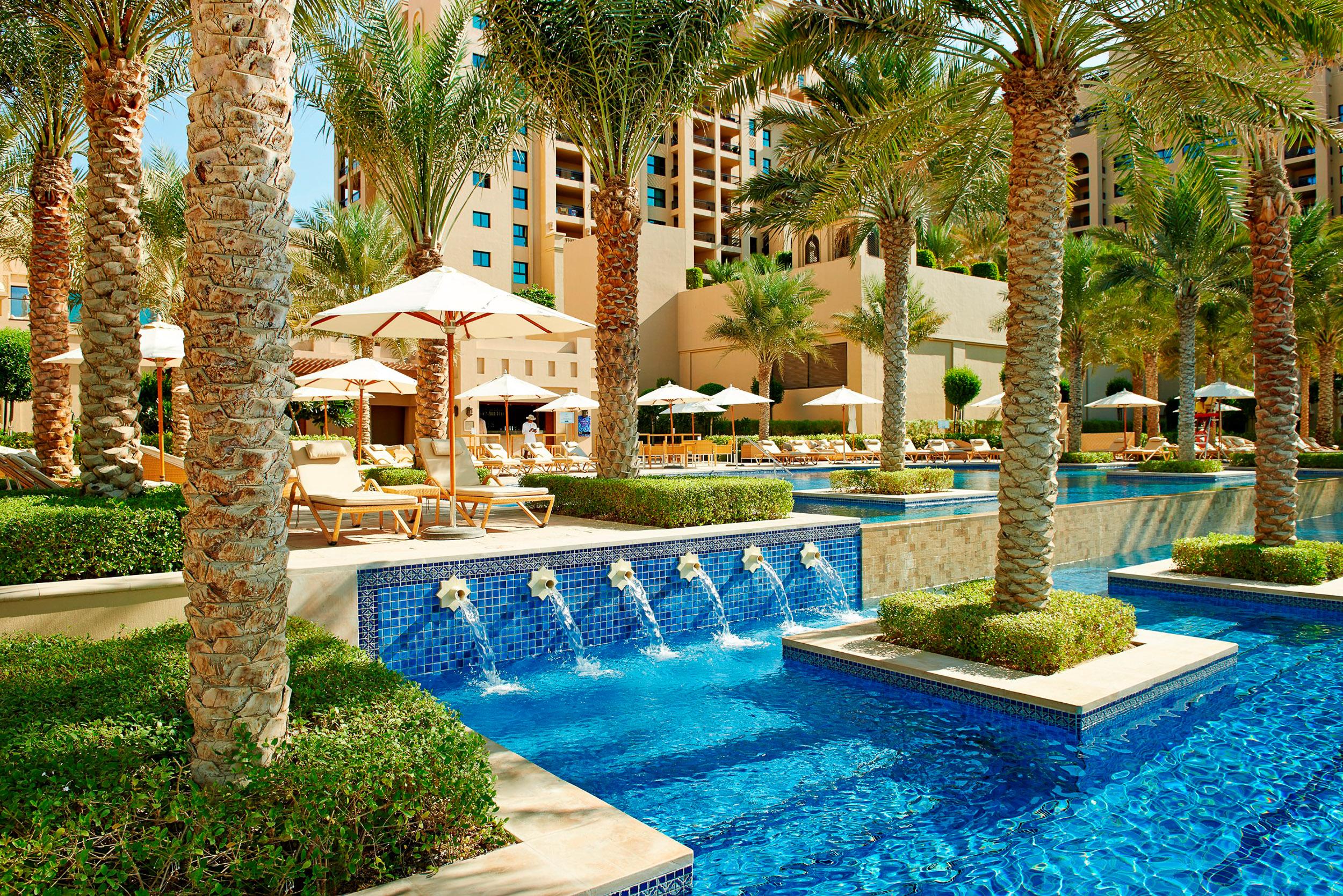 Fairmont The Palm - exterior adult pool.JPG