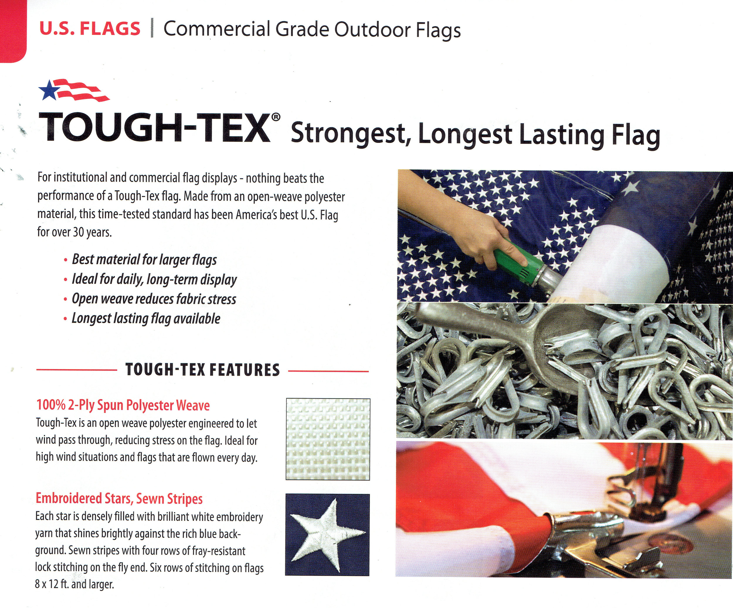 Pennant Shop - 2908 Metairie Road, Metairie, LA 70001Phone:  (504) 837 8420Email:  pennant700@yahoo.comAll size TOUGH TEX FLAGS IN STOCKOFFICIAL ANNIN DISTRIBUTOR