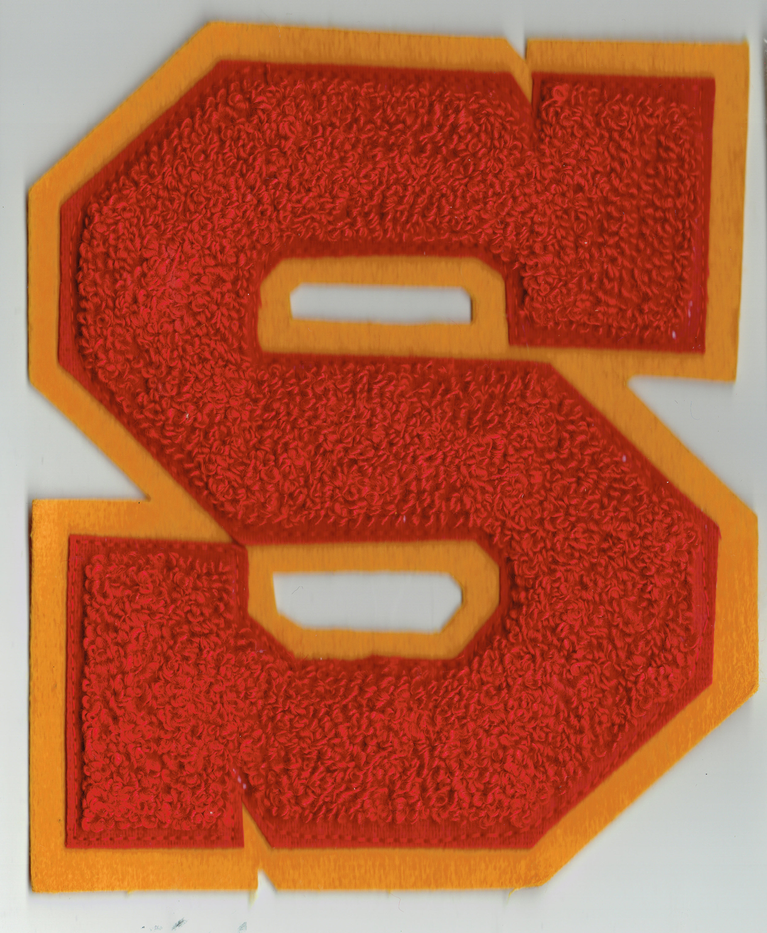Pennant Shop - Chenille LetteringPlease call or write for price.Manufactured at the Pennant Shop(504) 837 8420Email: pennant700@yahoo.com