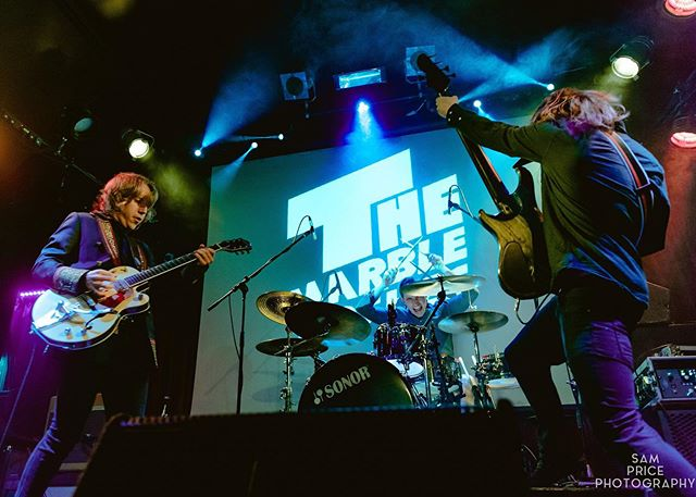 Last night was incredible, there's been so much to celebrate and this topped it off, thank you to everyone who came to see our double A side single launch and thank you to @360clubuk for putting us on, until next time, much love x 📸 - @sampricephotography - #themarblearches #newbands #leedsmusic #newsingle #newmusic #emergingartist #introducing #singlelaunch