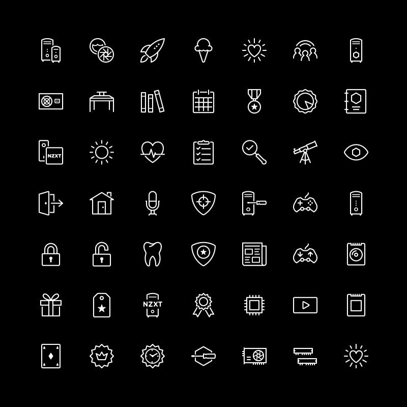 Icon Portfolio