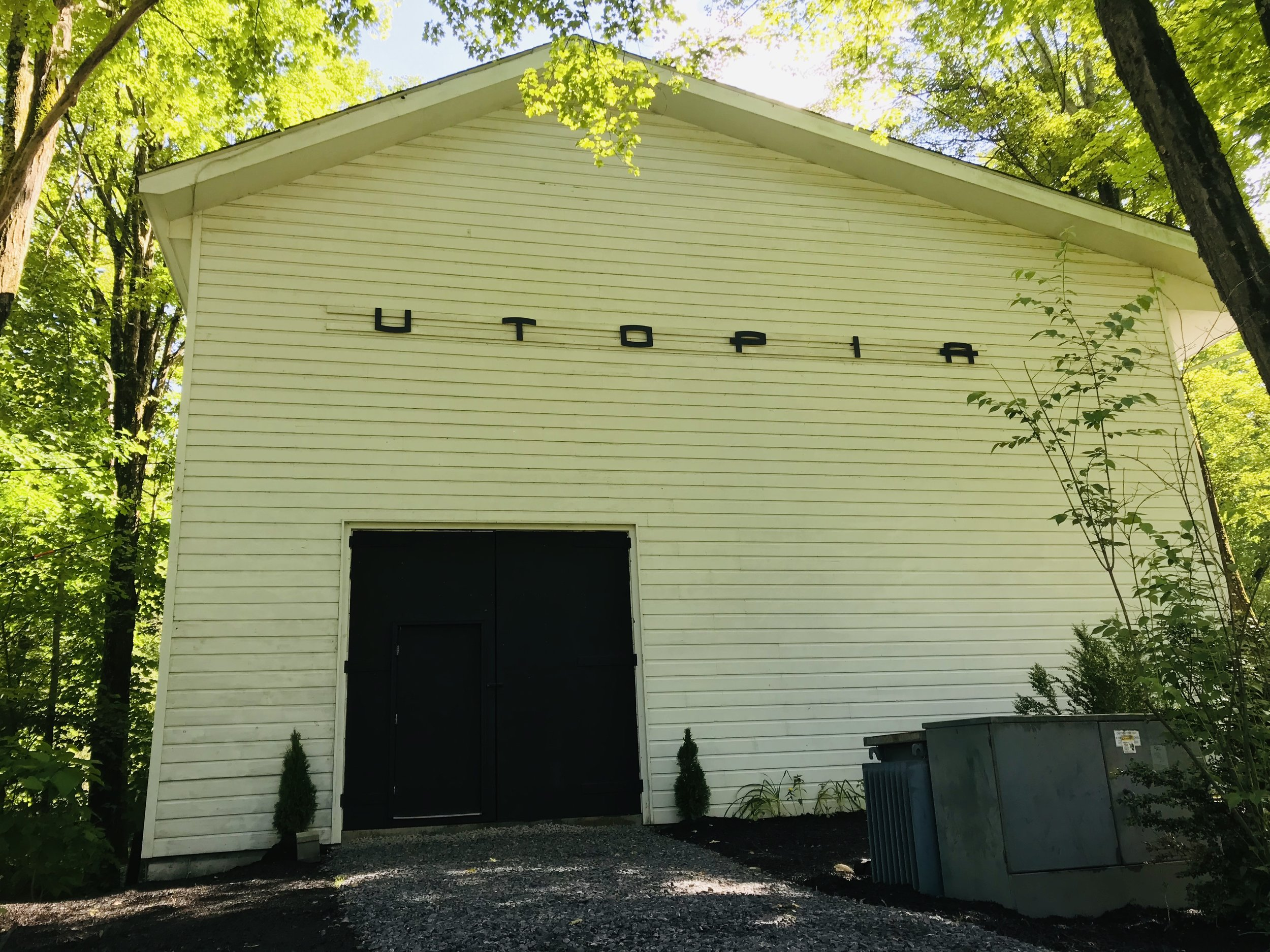 Utopia Soundstage - 293 Tinker Street, Woodstock NY 12498