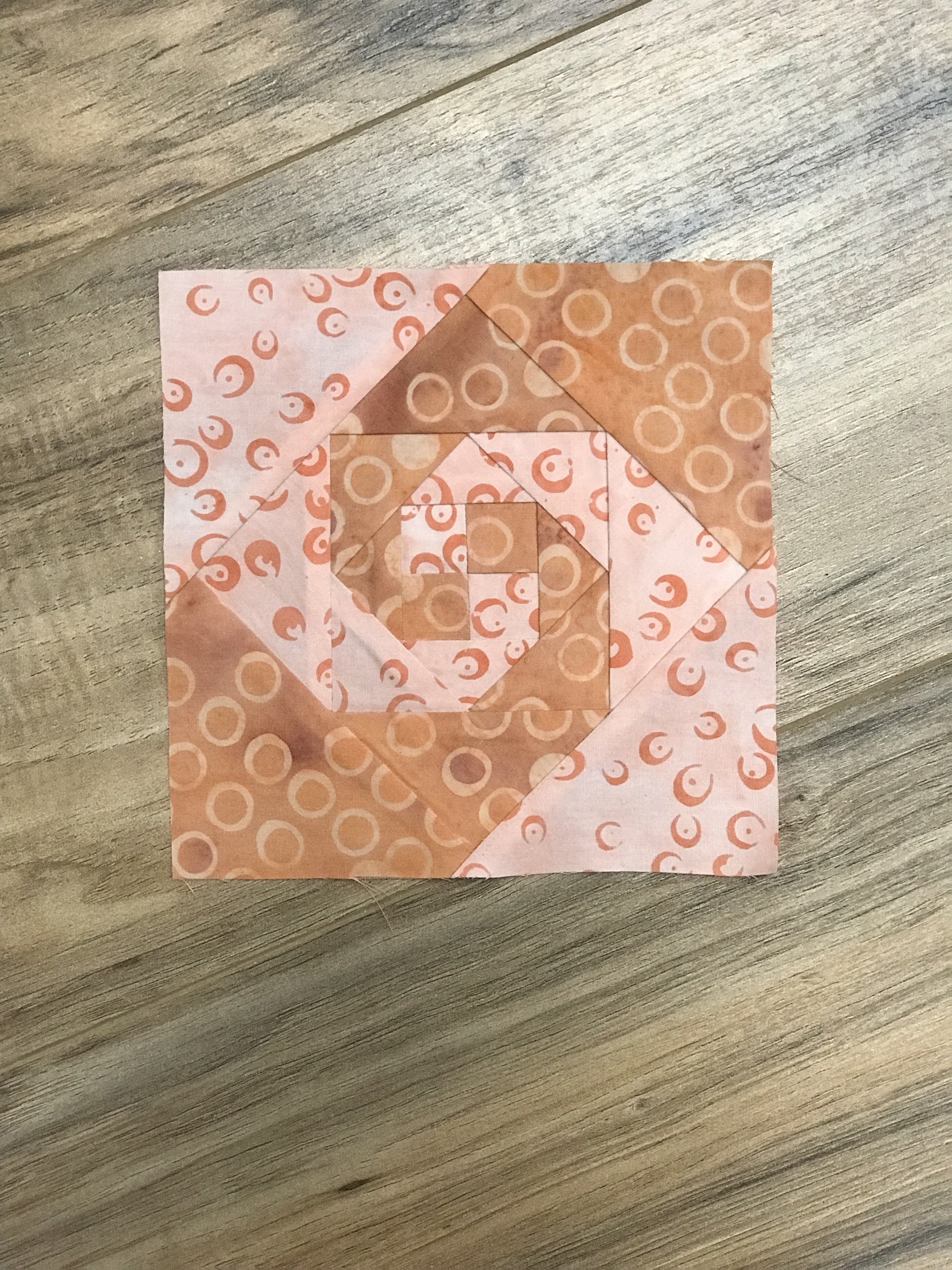 Grow Your Skill Set; Paper Piecing
