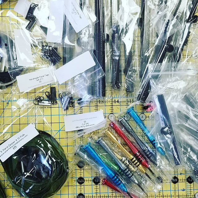 Purse hardware and tools arrived 🙂👝👛