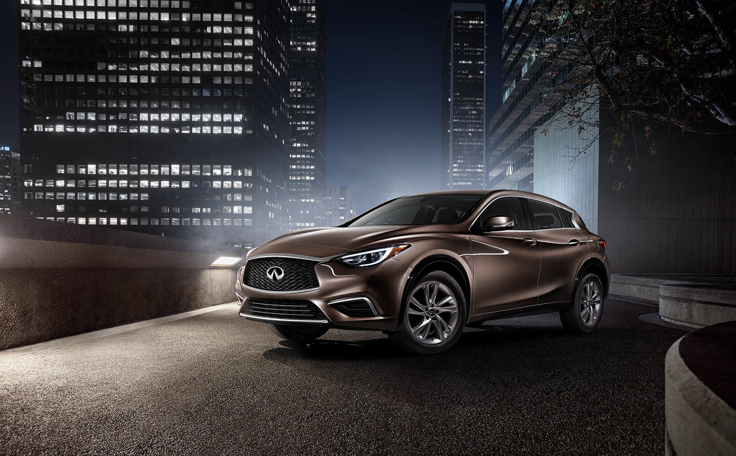Copy of Infiniti QX30