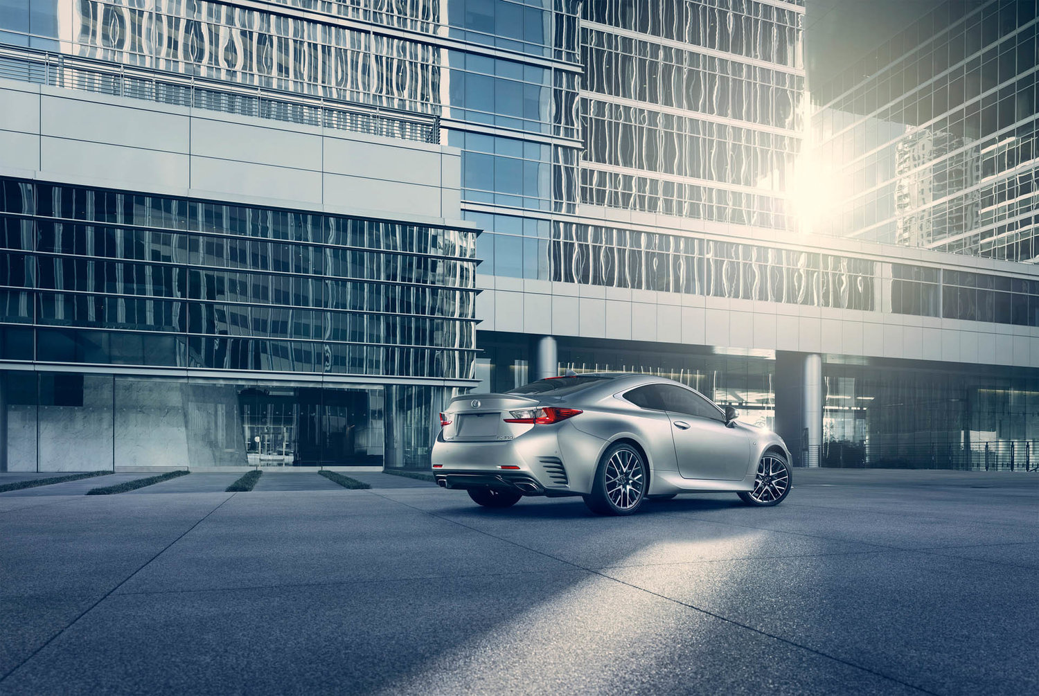 Copy of Lexus RC350