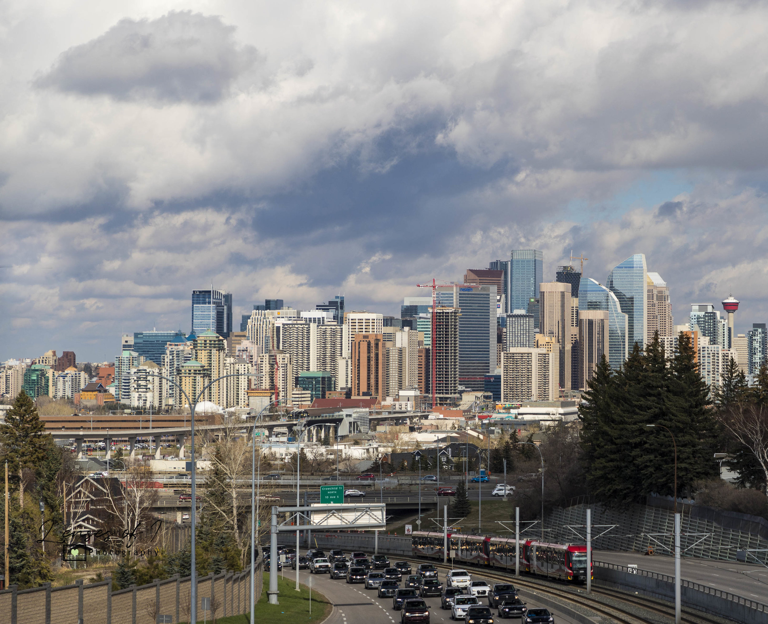 Cityscape Calgary