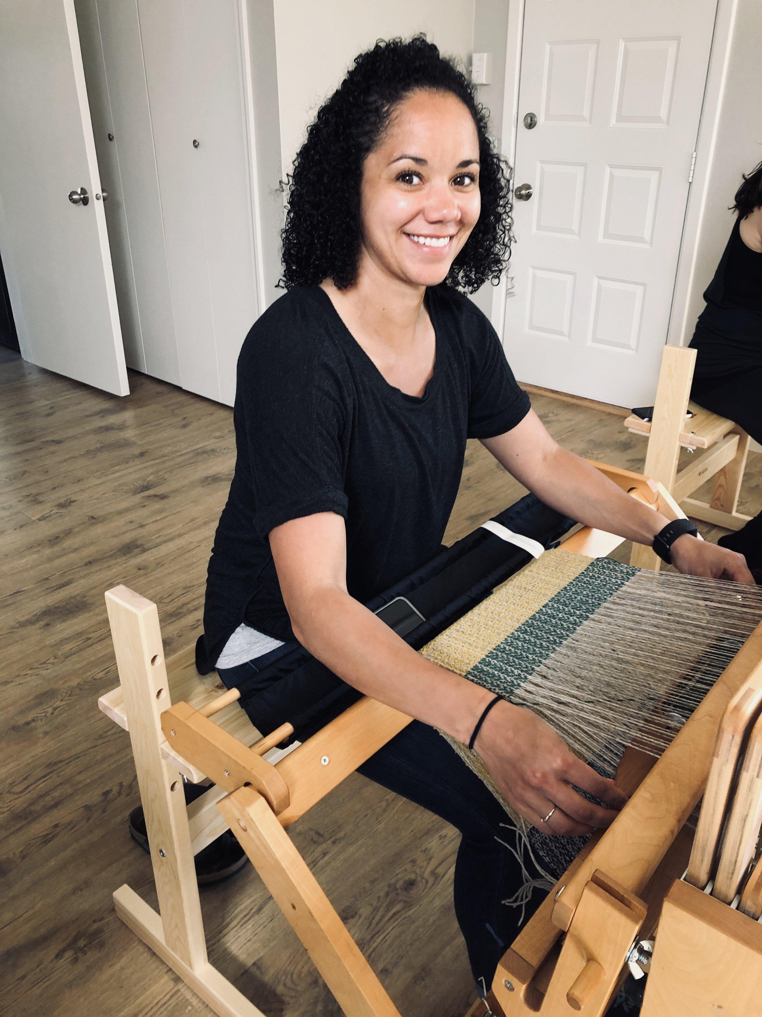 Beginning Weaving
