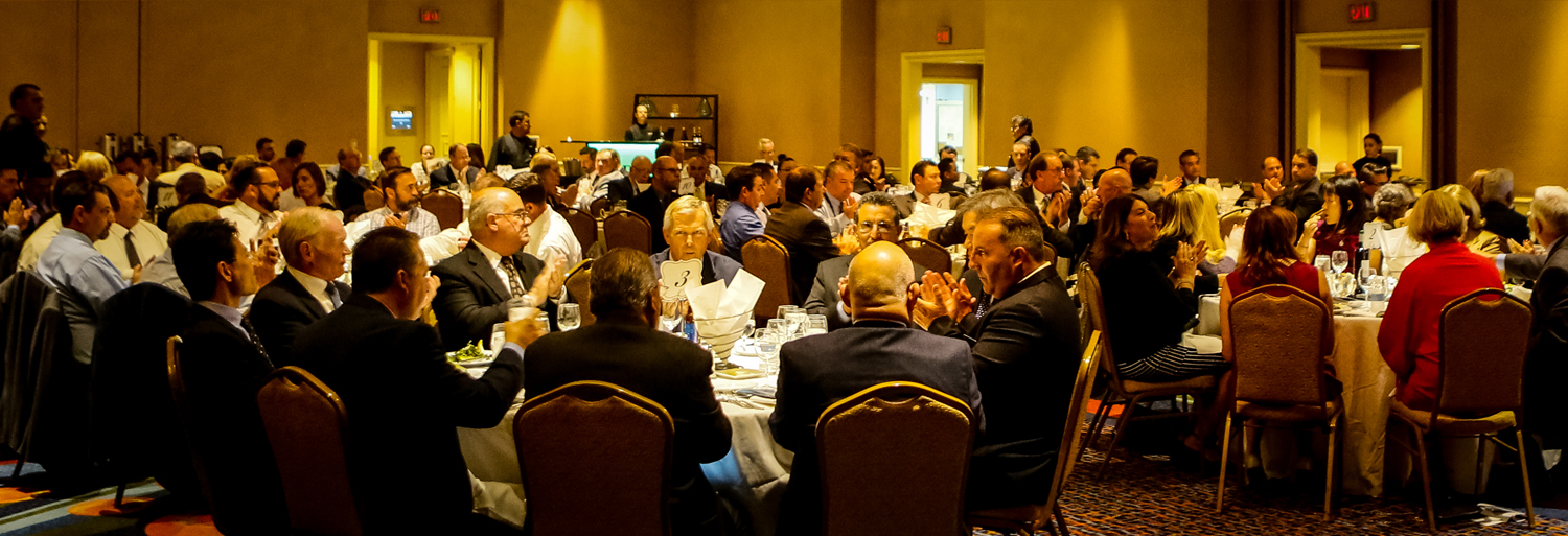 Sponsor a table and become a highly visible company presence at one of the industry's most important nights.