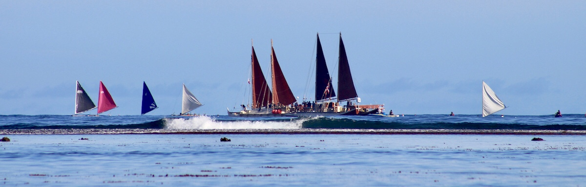 Holopuni fleet, Hokulea & Faafaite