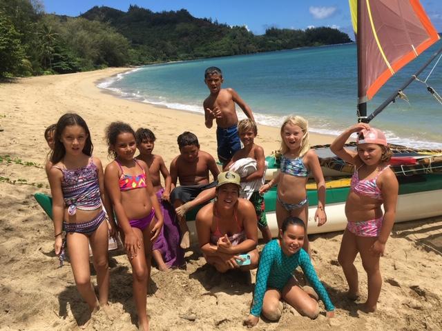 Hanalei Summer Fun Kids Sailing 1.JPG