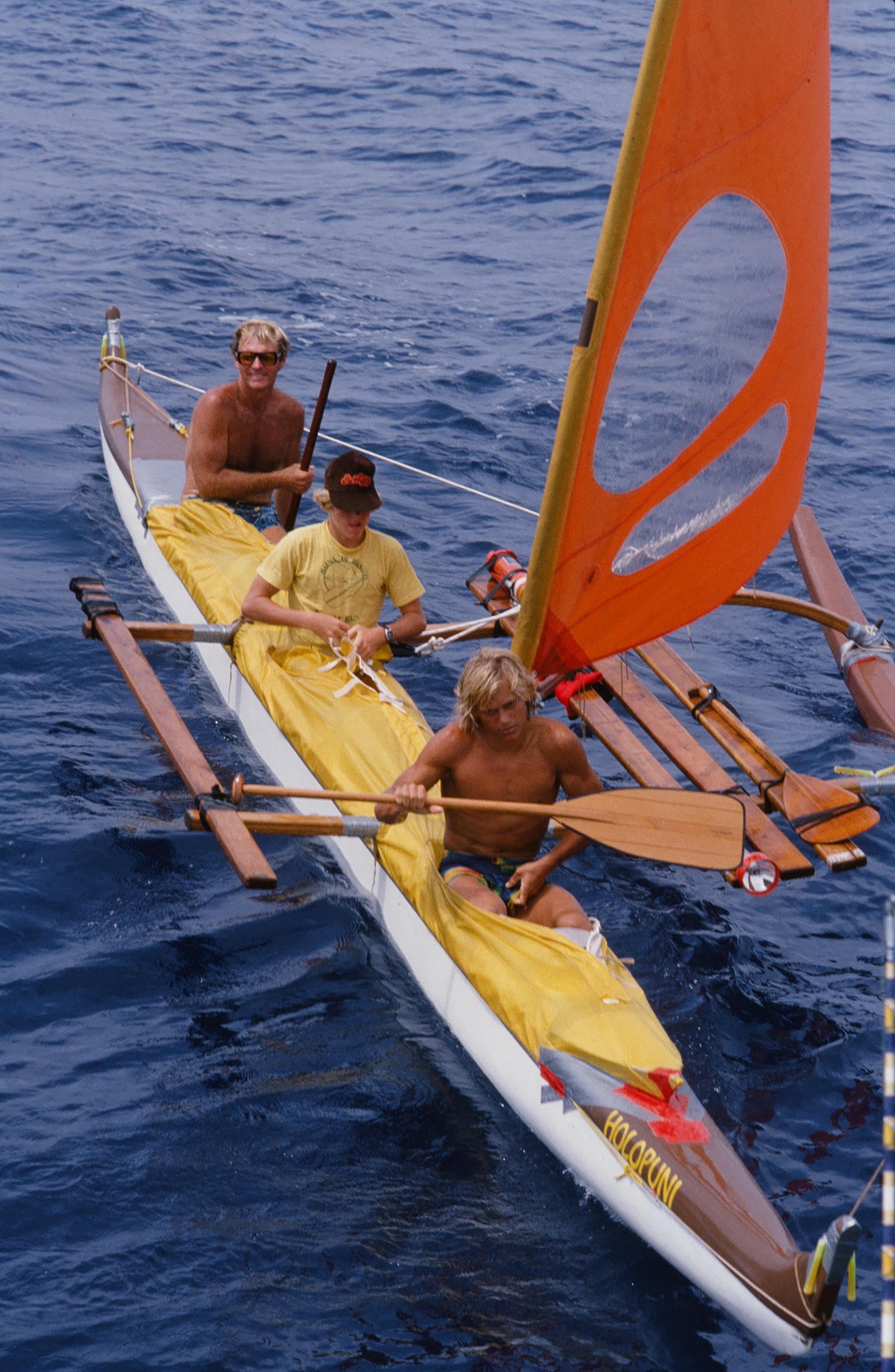 Original Holopuni Voyage arrives on Kauai