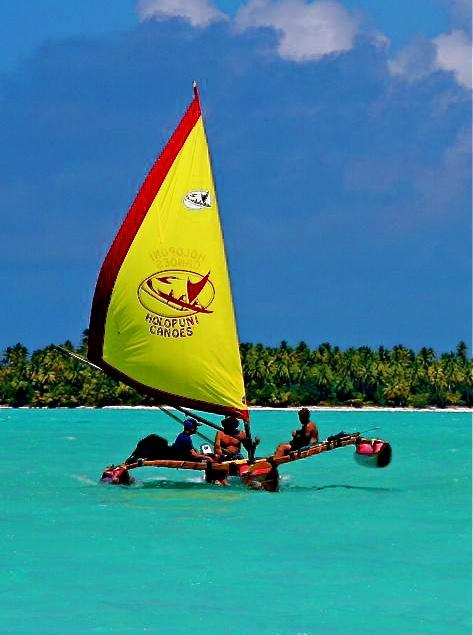 Holopuni Quick Rig (Racing Class) Sail