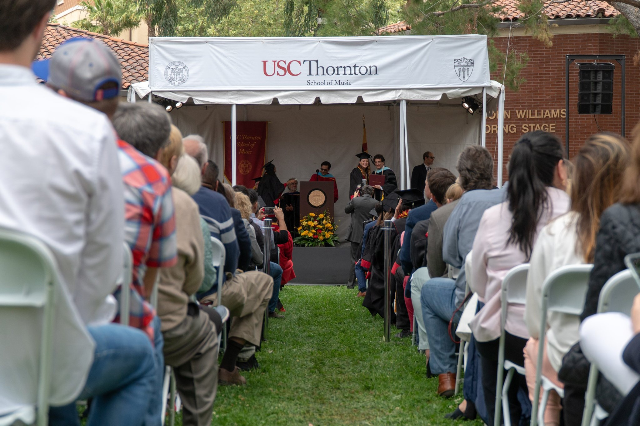 USC Thornton Graduation Ceremony - Friday, May 10, 2019