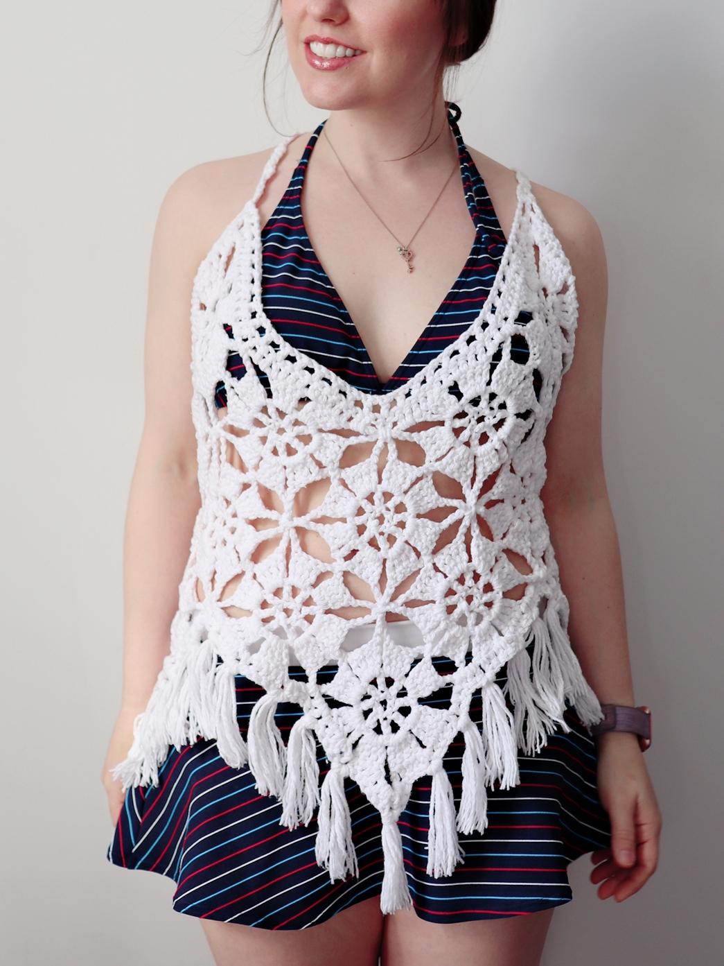Beach Bum Bouquet Free Crochet Pattern - Ravin Sekai Designs