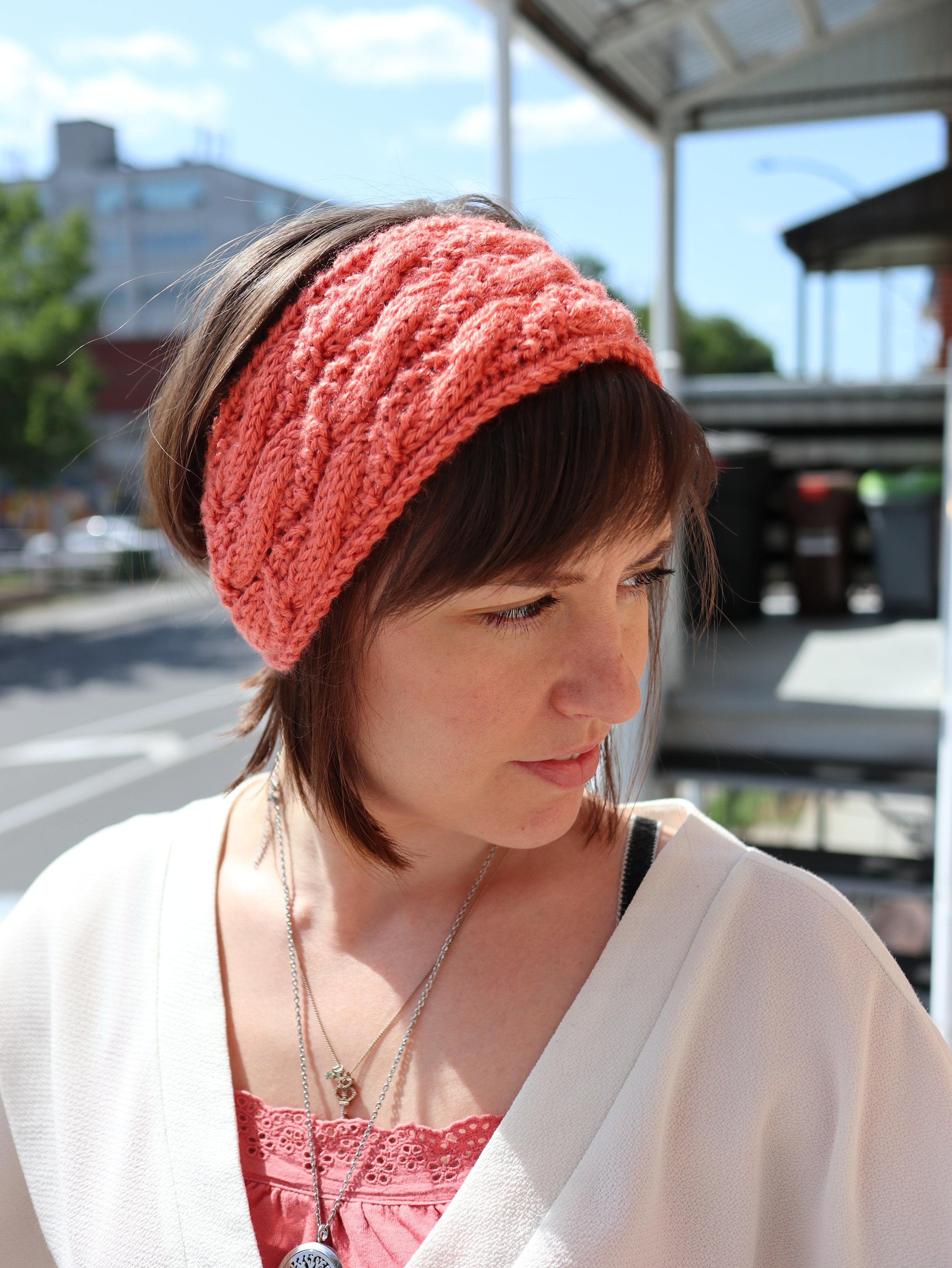 Free Pattern - SSC headband- Ravin Sekai Designs1
