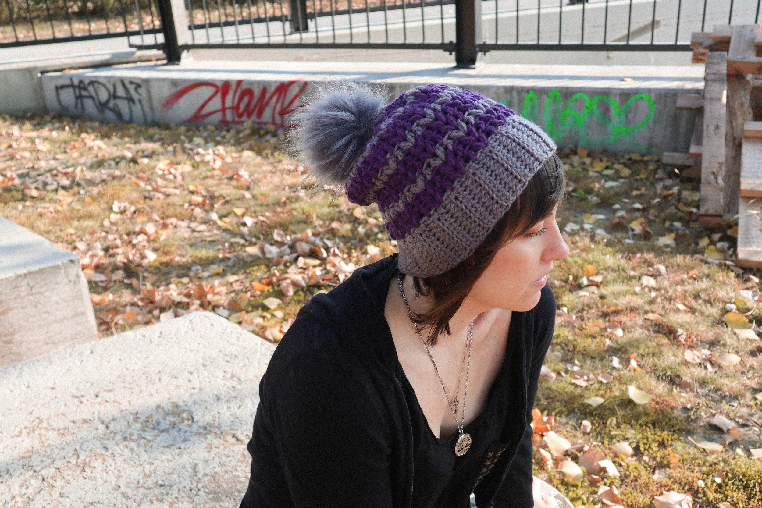 FREE PATTERN - Heart's Desire Hat - Ravin Sekai Designs2
