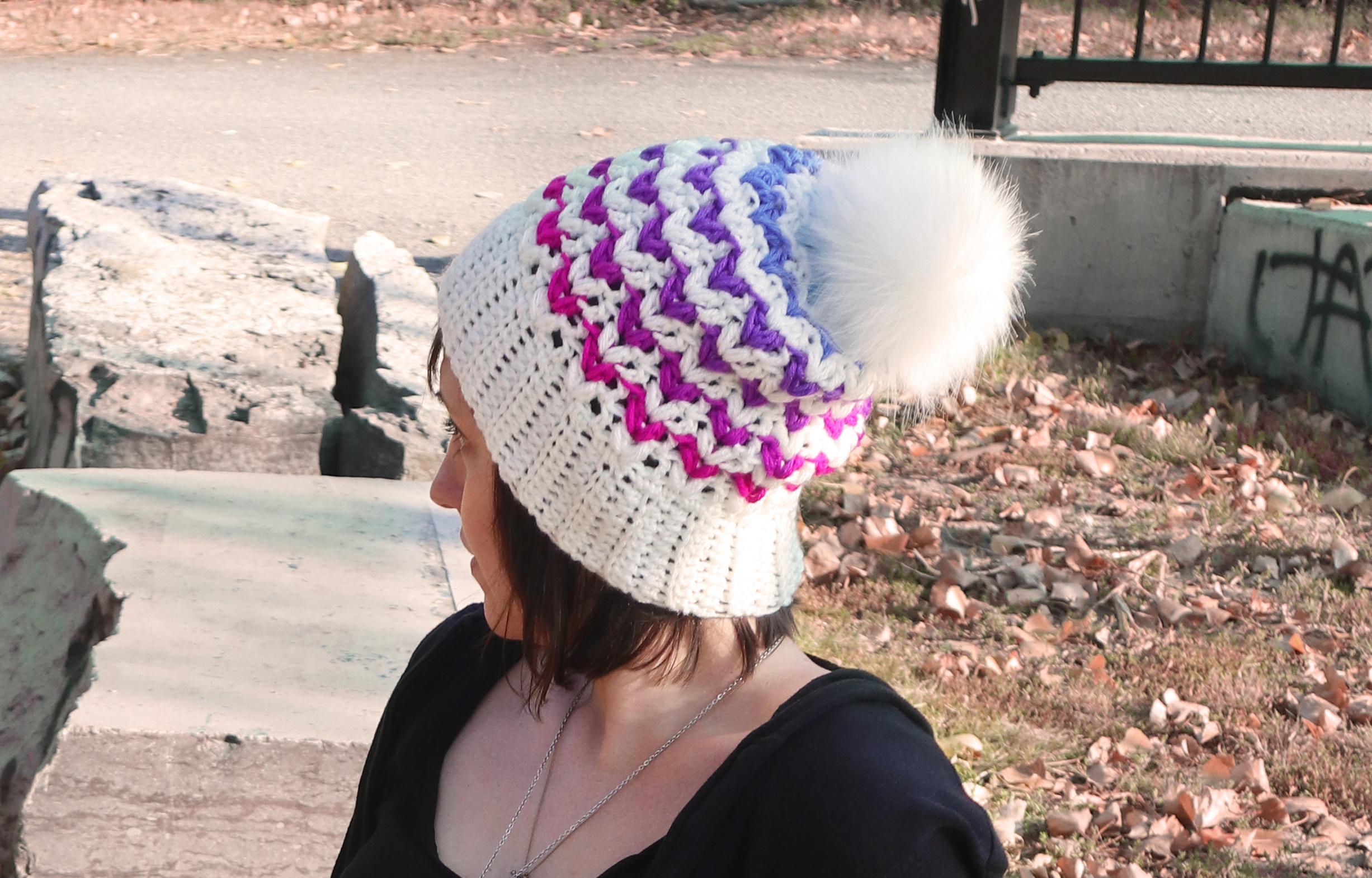 FREE PATTERN - Heart's Desire Hat - Ravin Sekai Designs5