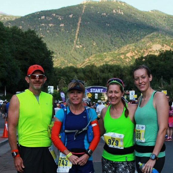 Pictured Left to Right: Ron Bogart, Ronda Powell, Lisa Schwarz, Hannah Bartley