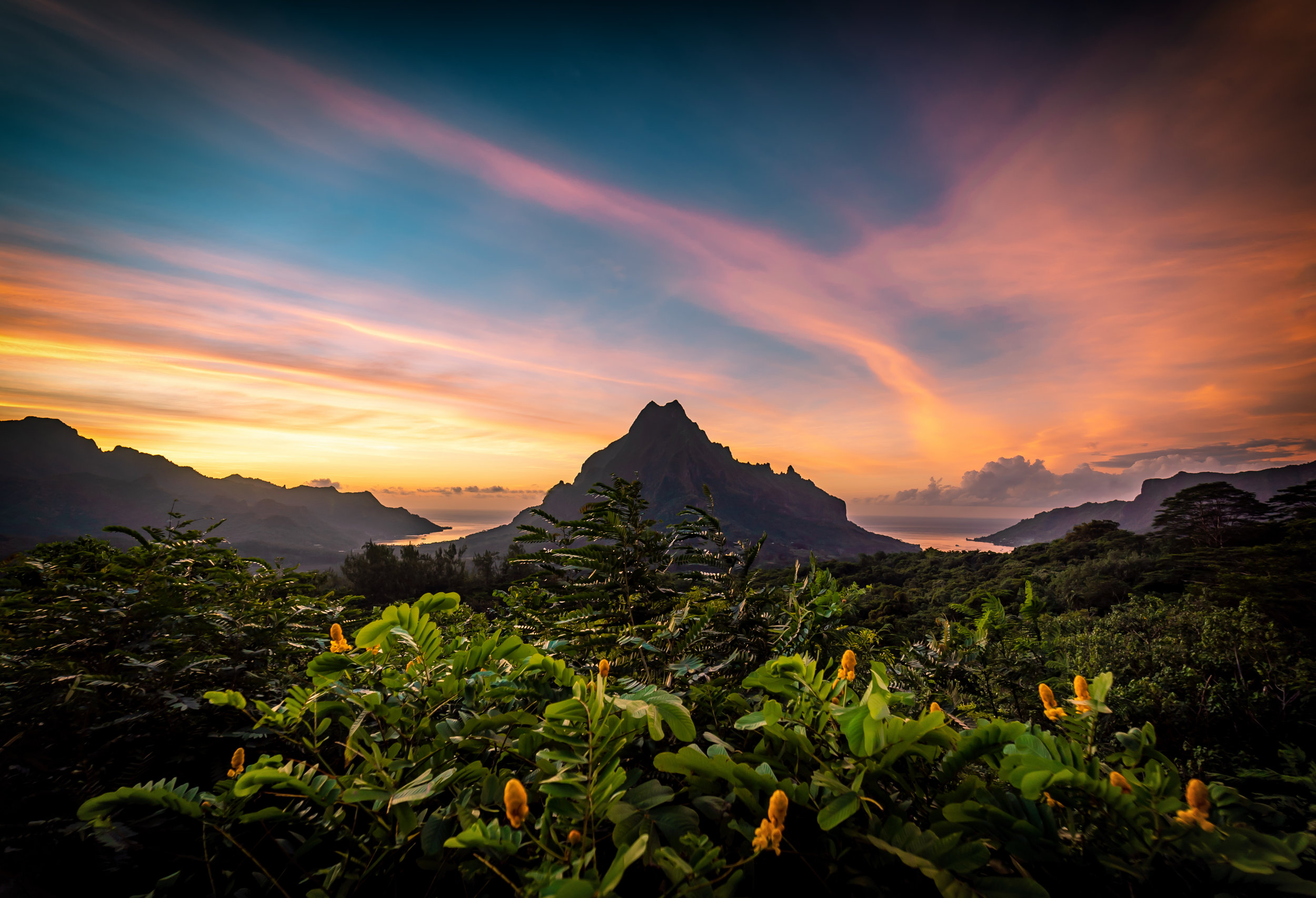 Mo'orea, French Polynesia