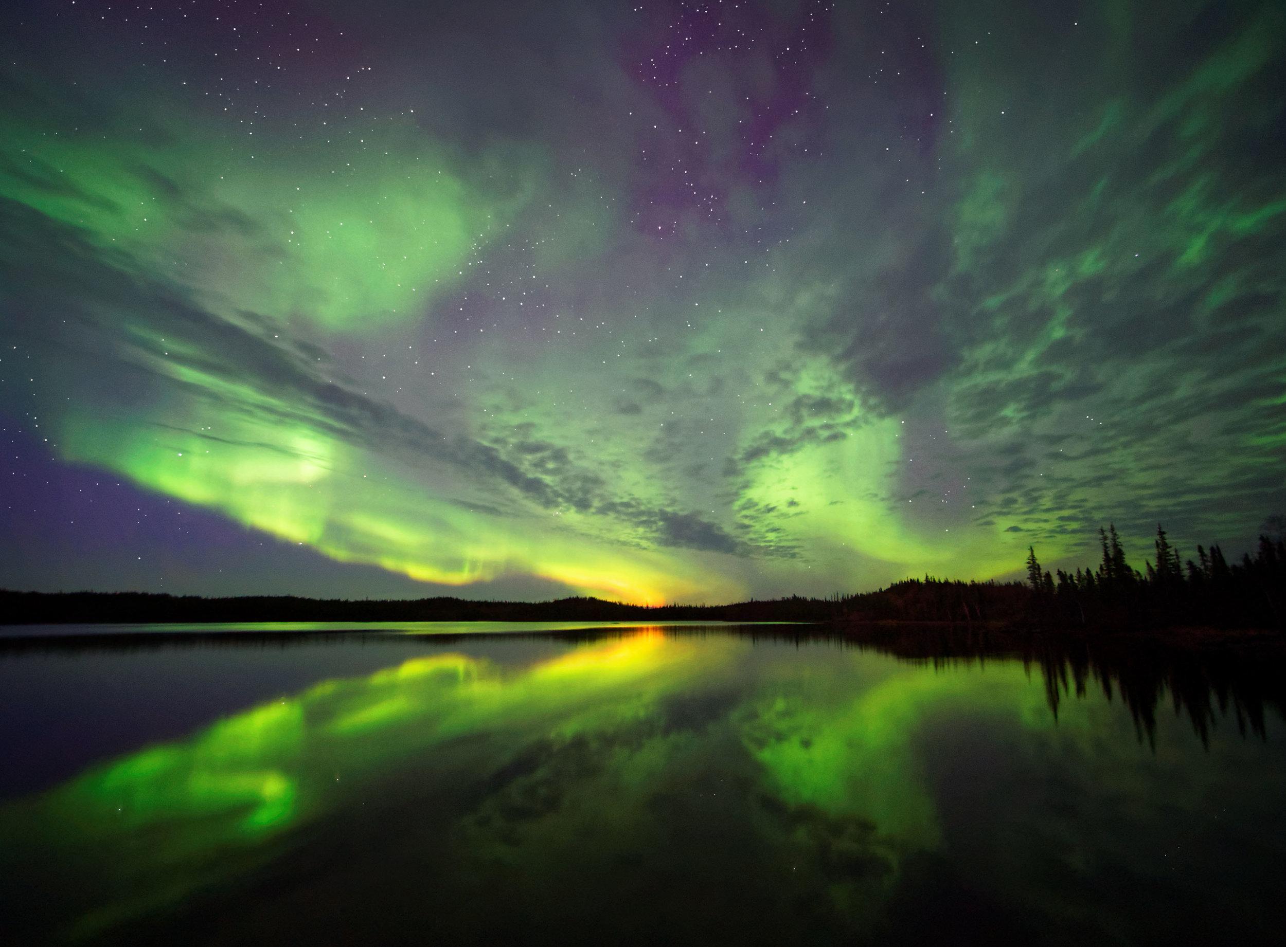 Yellownife, Canada