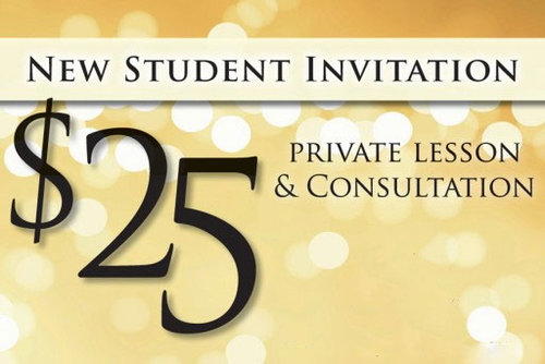 New Student Offer -
