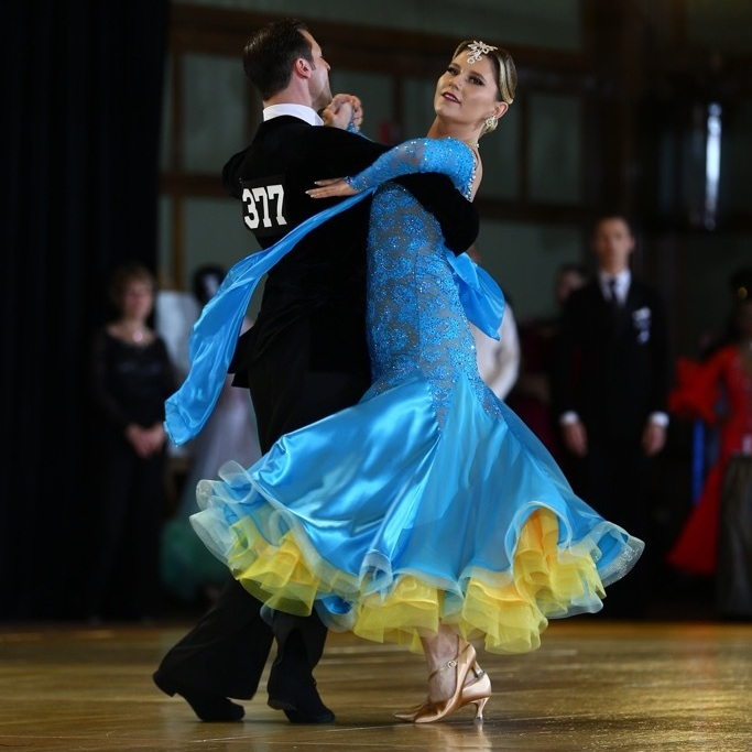 Styles of Dance we teach include… - Rumba, Cha Cha, East Coast Swing and West Coast Swing, Waltz and Viennese Waltz, Hustle, Jitterbug and Lindy Hop, Salsa, Mambo, Samba, Bachata, Foxtrot, Tango and Argentine Tango, Night Club and Country Two Step, Quickstep, Bolero, and more!As well as Hip Hop and line dancing!We also do specific choreography for any kind of routine!If you have any questions don't hesitate to give us a call!