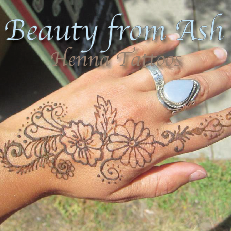 Beauty from Ash - Henna Tattoos