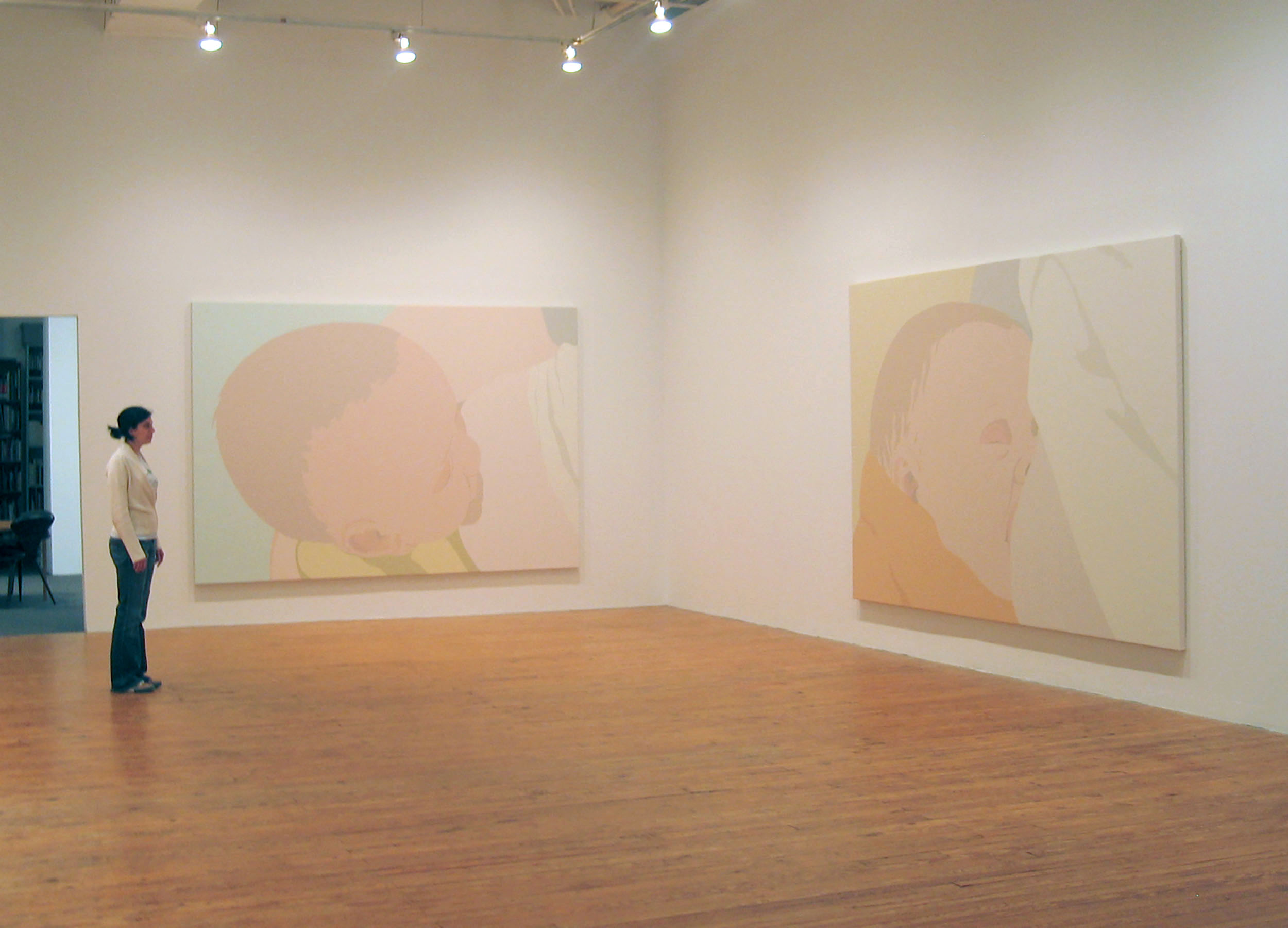 Mom, Texas Gallery, 2005.