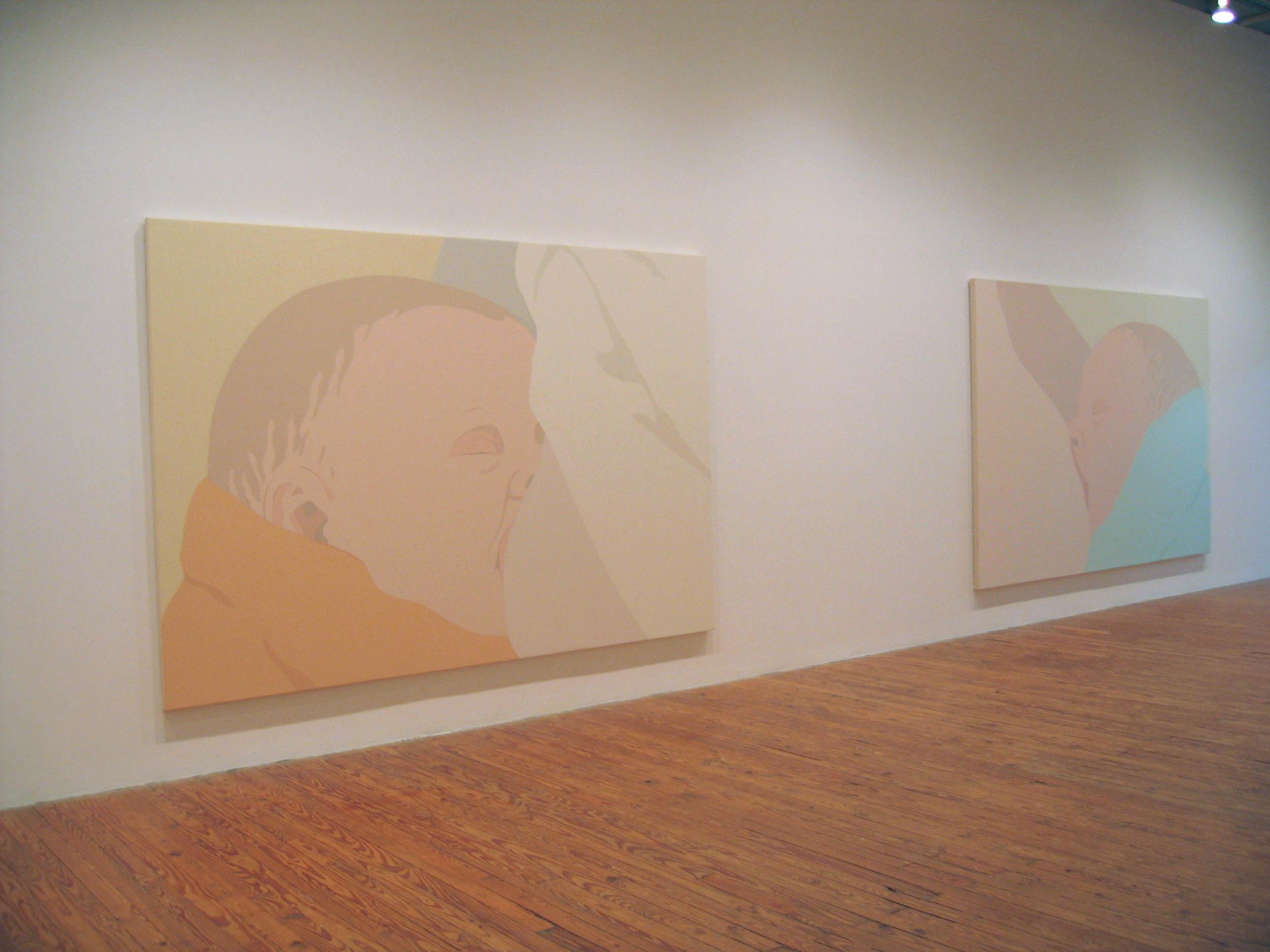 Mom, Texas Gallery, 2005.