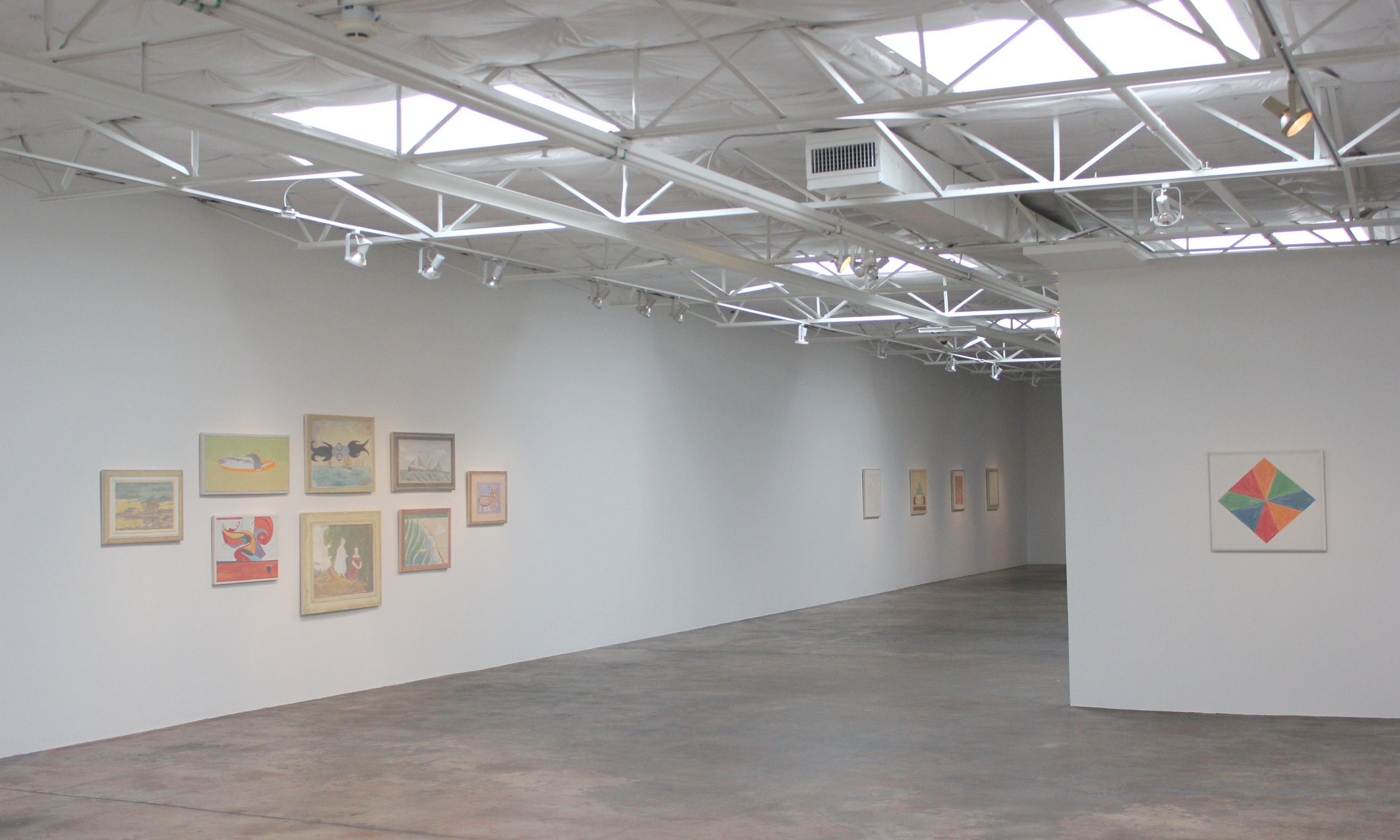 Paintings of Paintings  //  Talley Dunn Gallery, Dallas, TX  // September 8 – October 20, 2012