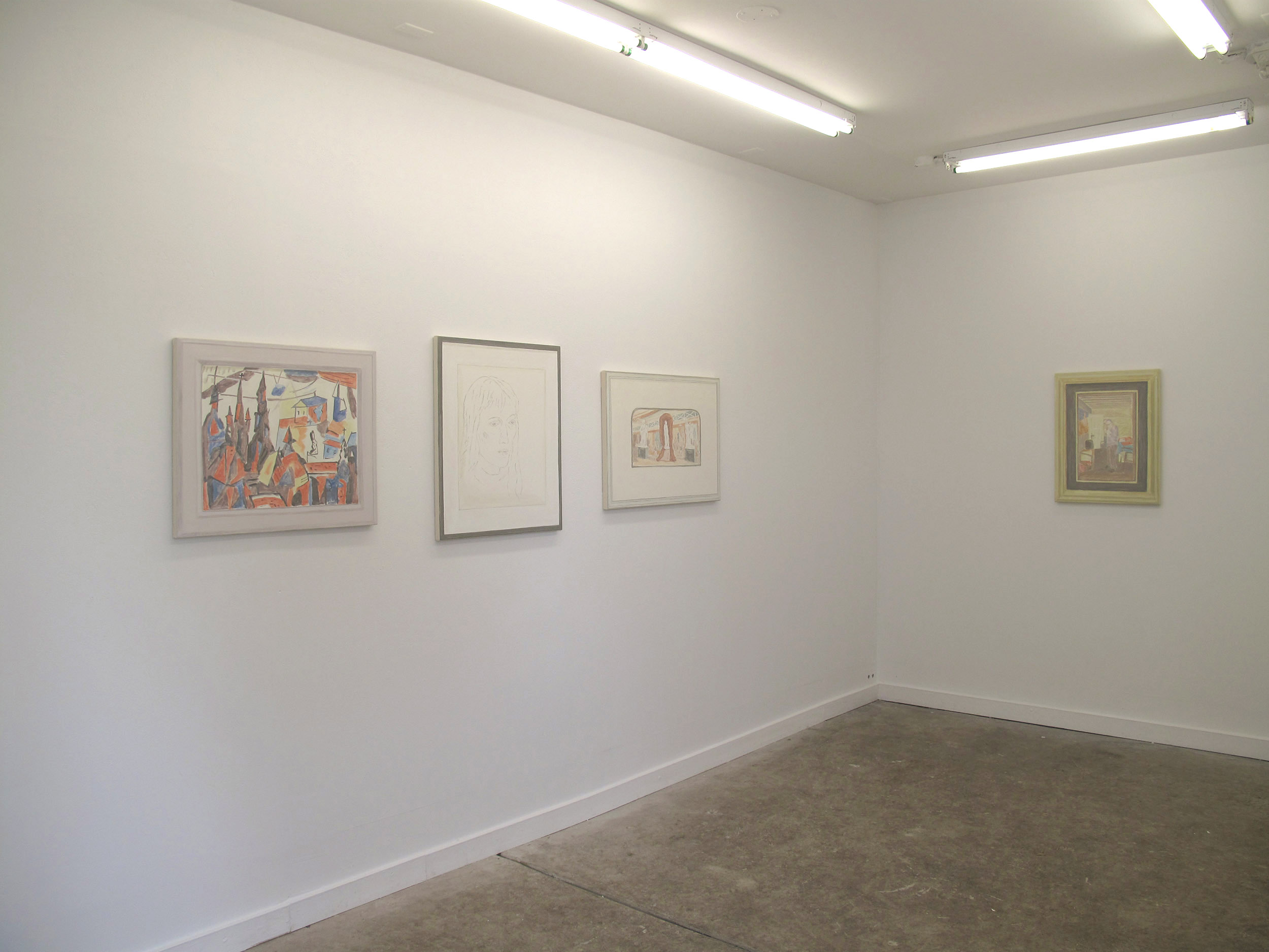 Paul P/Francesca Fuchs // The Suburban// April 7 – May 2, 2013