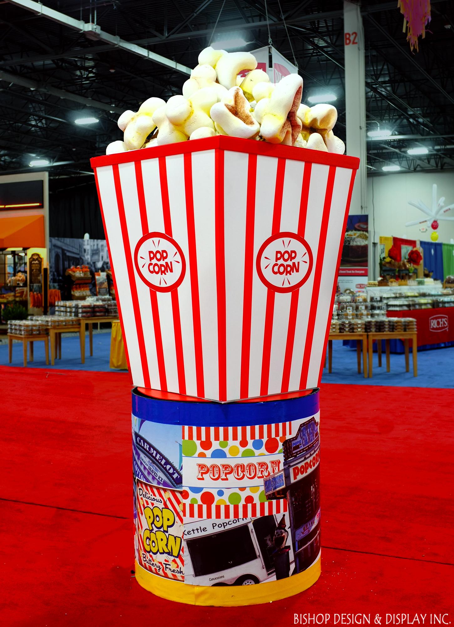 Popcorn & Bag
