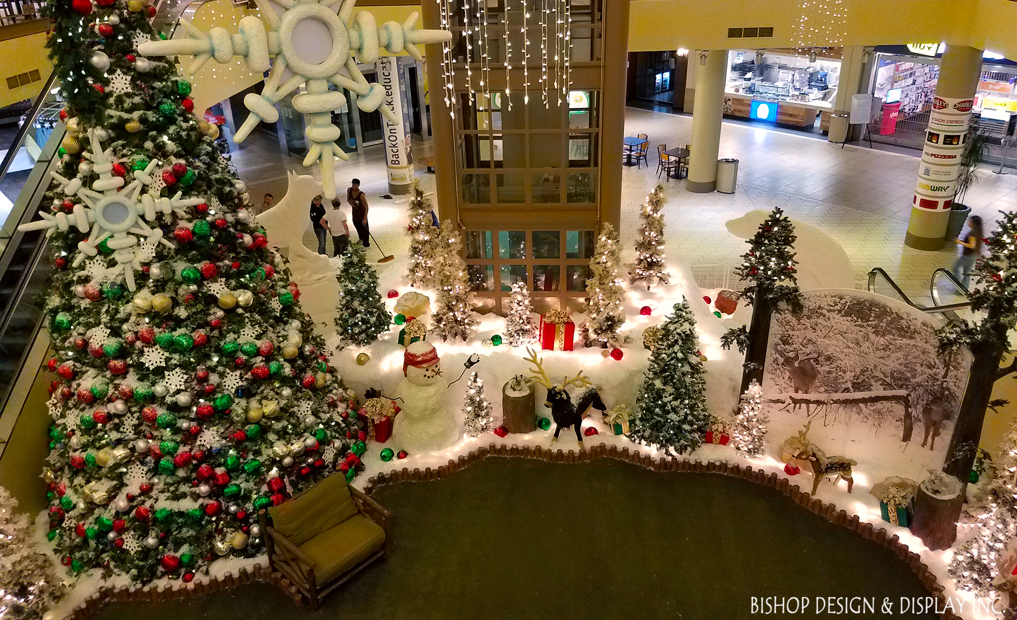 Gennesee Valley Mall Christmas