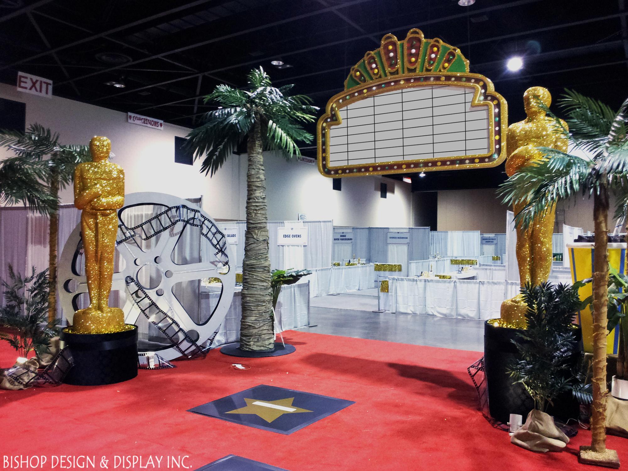 Movie Awards Entrance