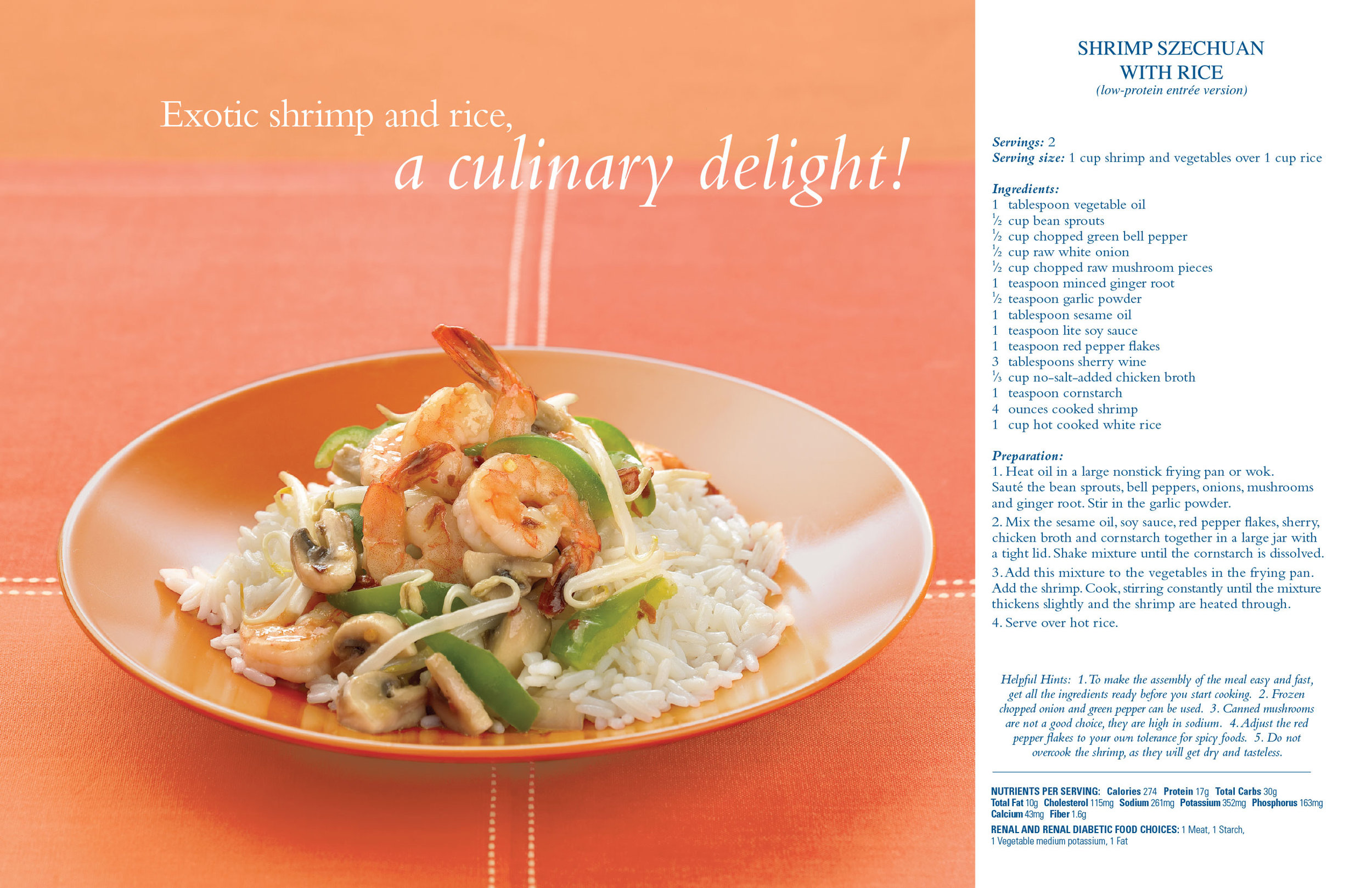 Davita Cook Book Betty Kim
