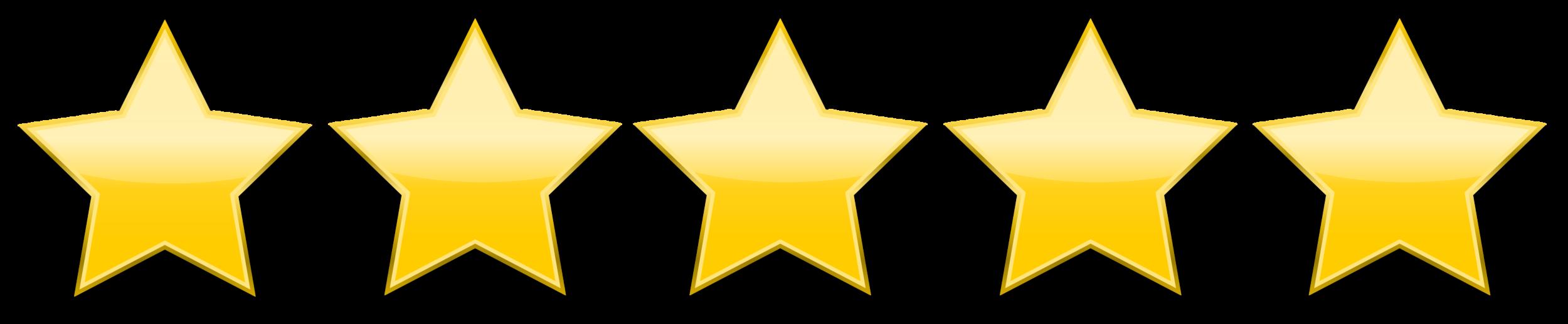 Soho Picture Framing 5 gold stars